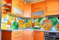 Кухонная панель (фартук)